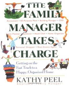 Family Manager Takes Charge