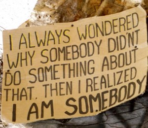 I Am The Somebody - The Idealist