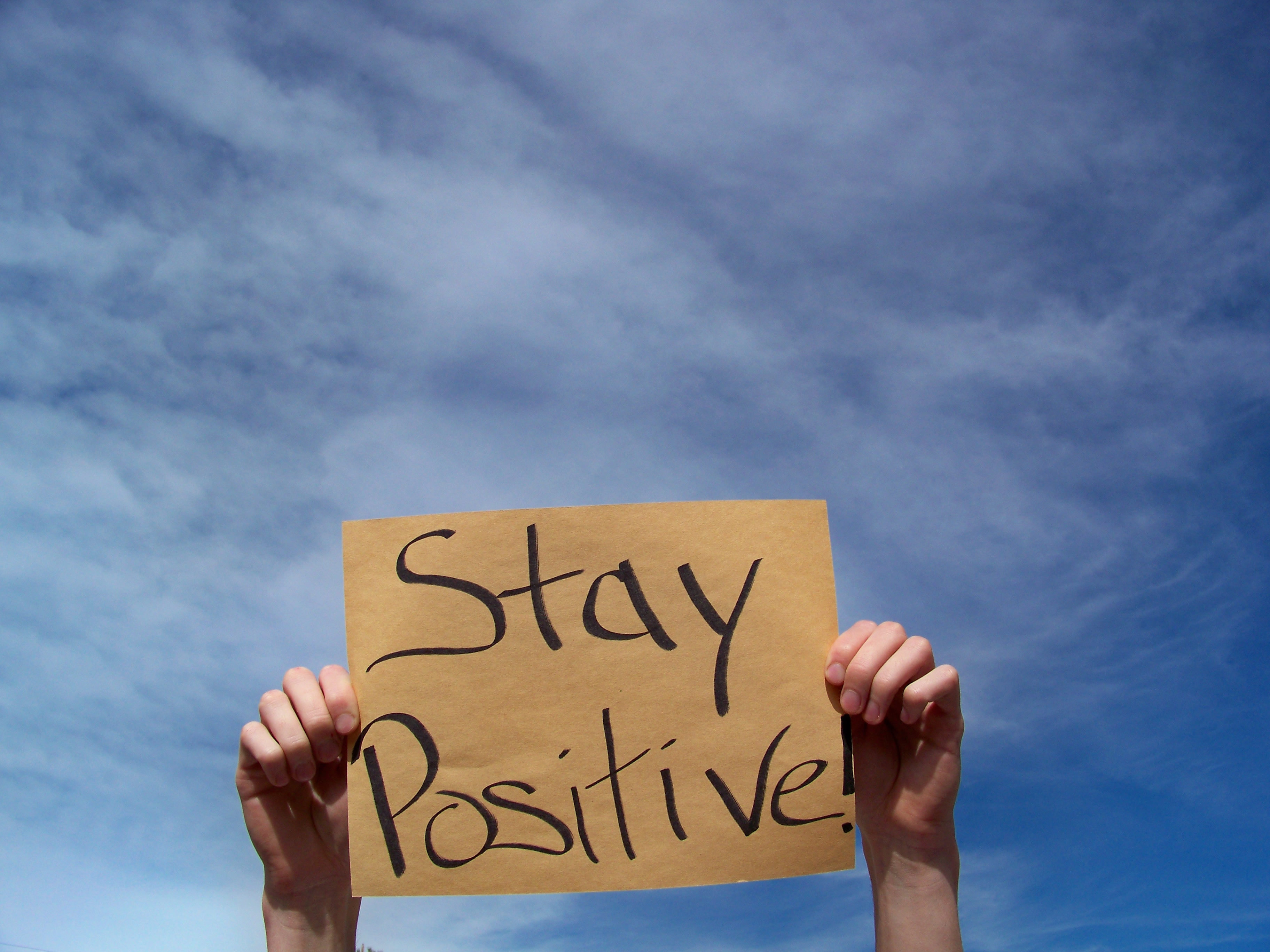 optimistic staying positive mini sm is simple optimistic staying positive