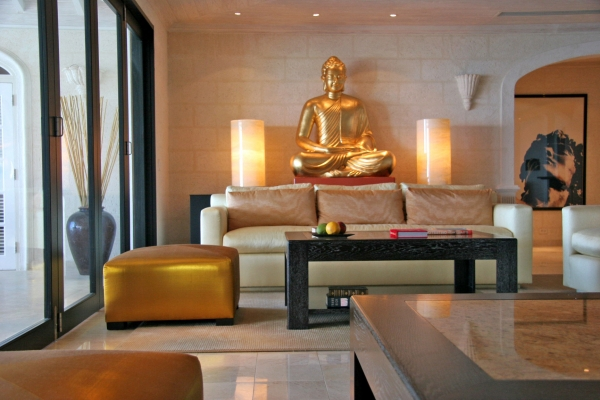 Minimalist Zen Living Room Minimalism Is Simple Easy