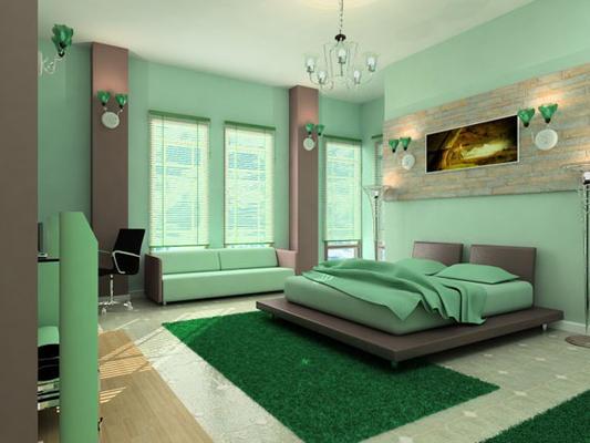 Bedroom Designs 12 X 12 minimalist decor: minimalism in the home (part 3) - bedrooms