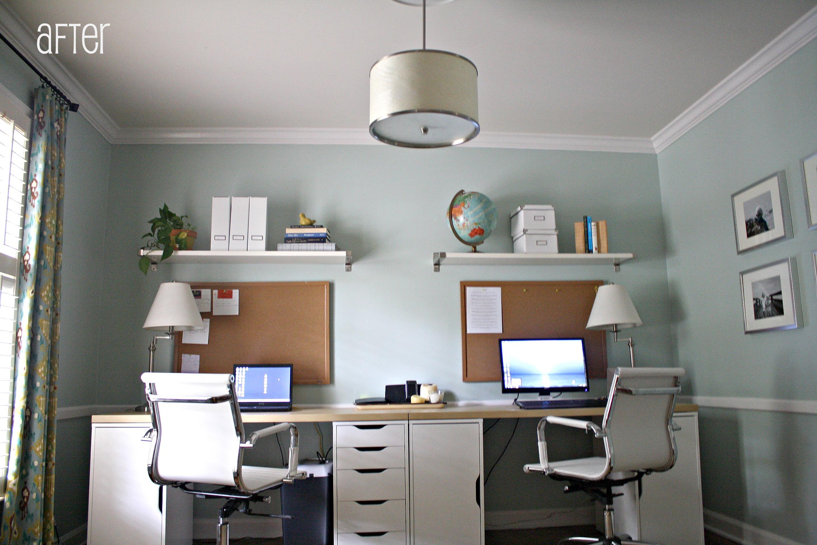 Exellent Wall Desks Home Office D Inside Design Ideas