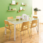 Minimalist Decor: Minimalism In the Home (Dining Rooms)