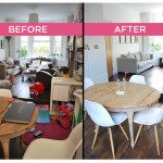 Minimalist Decor: Minimalism In The Home (Before & After)