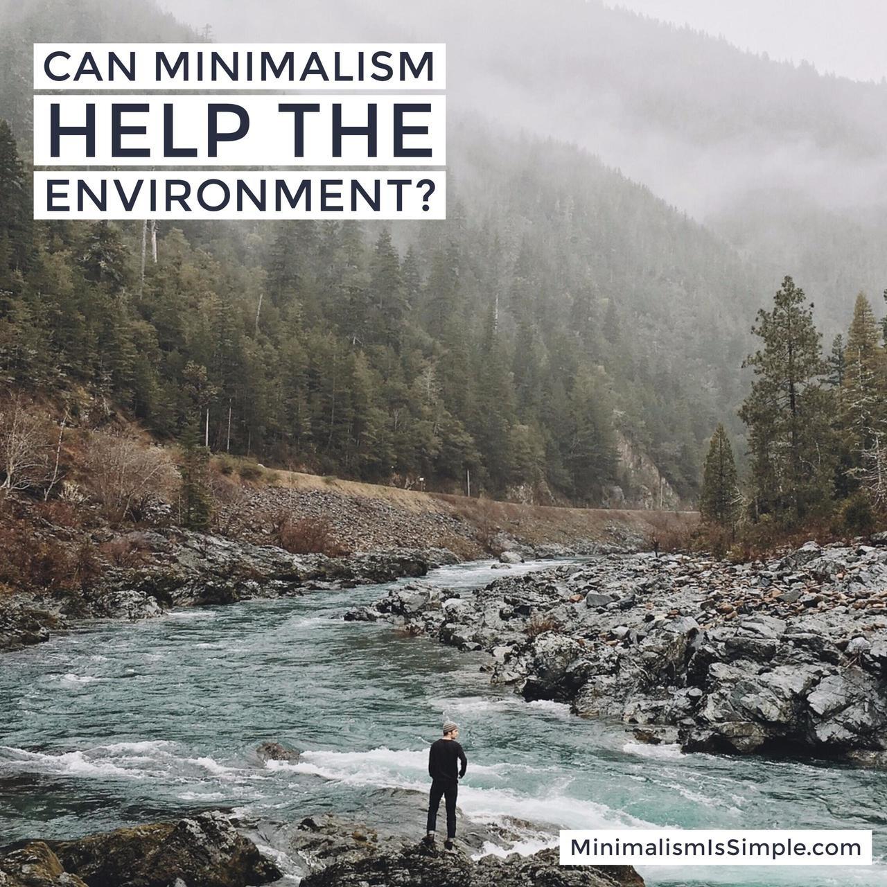 minimalism help environment minimalismissimple.com