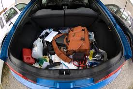 Decluttering Your Car