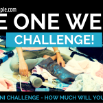 The One Week Mini Challenge