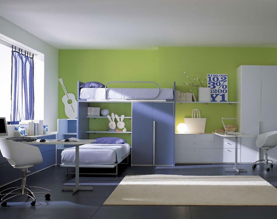 Minimalist Decor Minimalism In The Kids Room Minimalism is