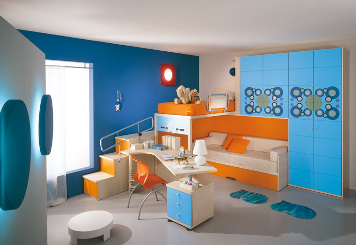 Modern Kids Rooms minimalist decor: minimalism in the kids room - minimalism is