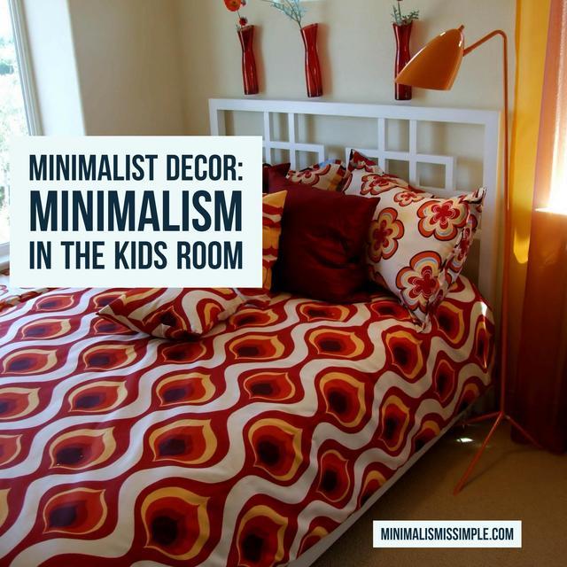 minimalism in the kids room minimalismissimple.com