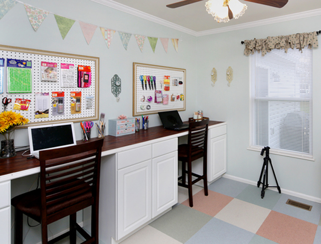 minimalist decor: organizing craft rooms - minimalism is simple