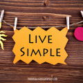 How To Begin Living A Minimalist Lifestyle